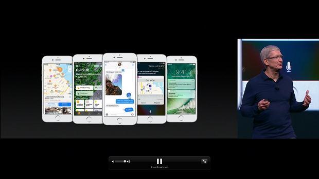 Pięć najważniejszych funkcji iOS10