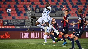 Romelu Lukaku bohaterem Interu Mediolan. 9. zwycięstwo z rzędu w drodze po tytuł