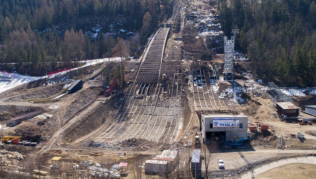 Modernizacja Średniej Krokwi w Zakopanem