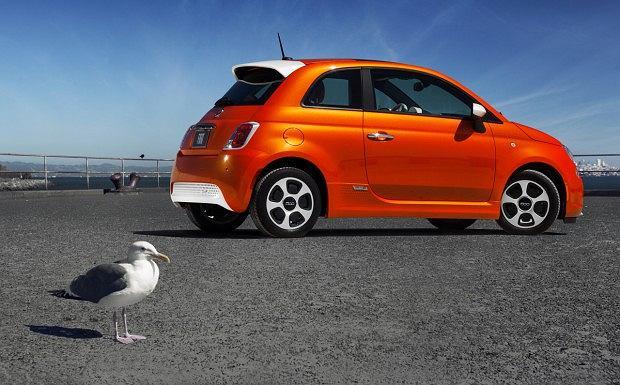 Fiat 500e (fot. Fiat)