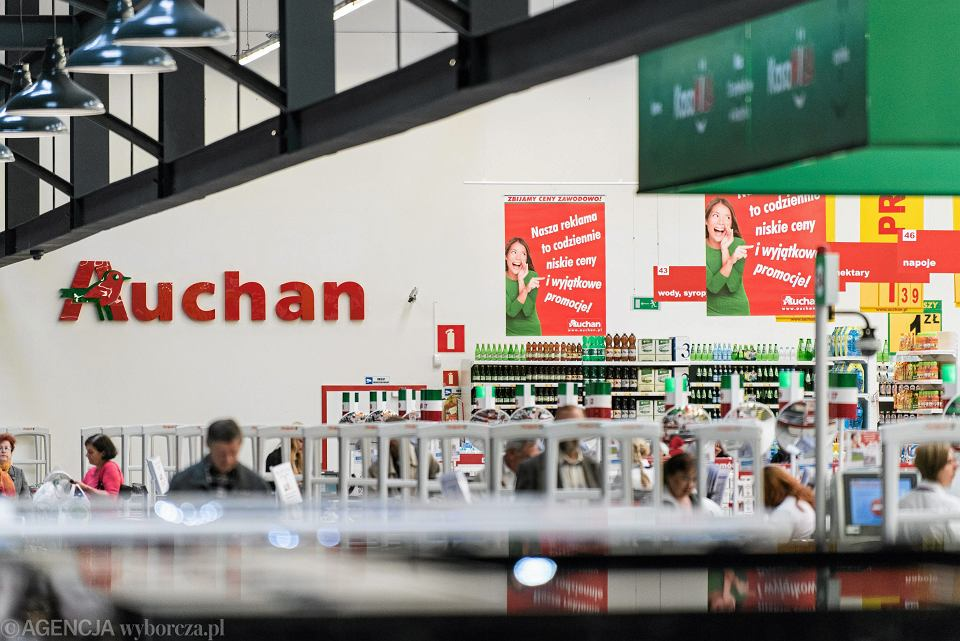 Teatrzyk Dla Dzieci W Centrum Handlowym Auchan Poczesna