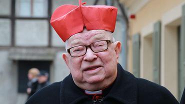 Henryk Gulbinowicz, kardynał