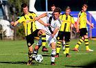 Młodzi nie dali rady. Borussia Dortmund wygrywa z Legią w Młodzieżowej Lidze Mistrzów [ZDJĘCIA]