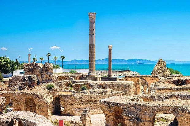 Zwiedzanie Egiptu i Tunezji