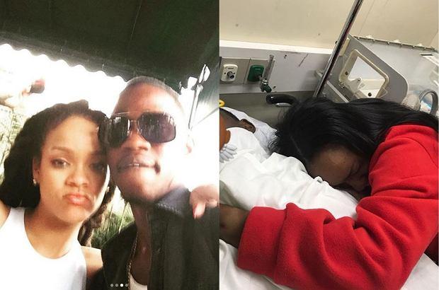 Kuzyn Rihanny został zastrzelony na Barbadosie. Jeszcze kilka godzin wcześniej spędzali razem święta.