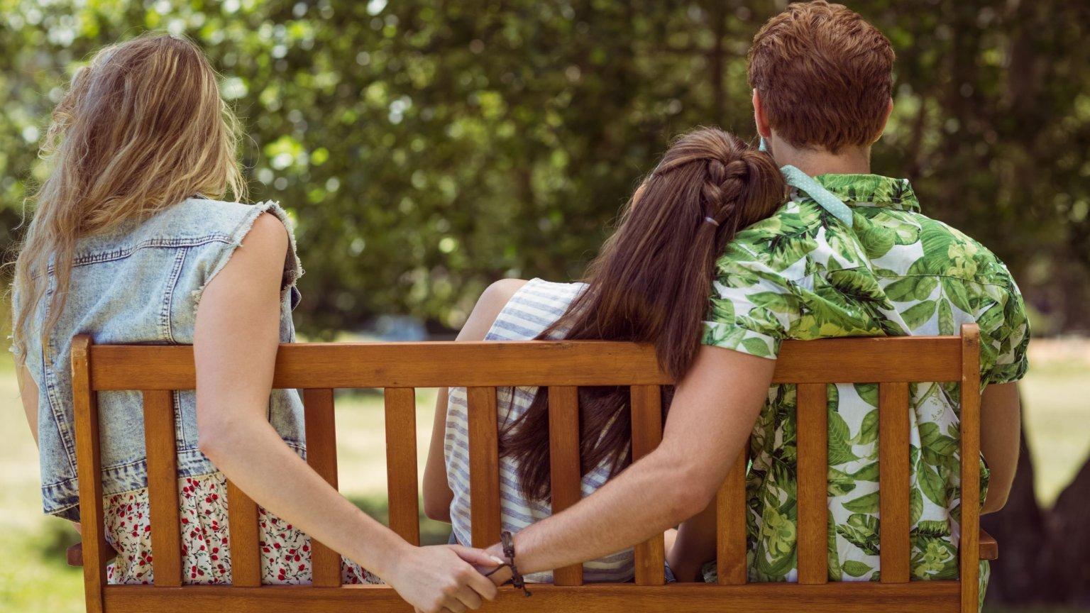 scena randkowa w Nowym Orleanie