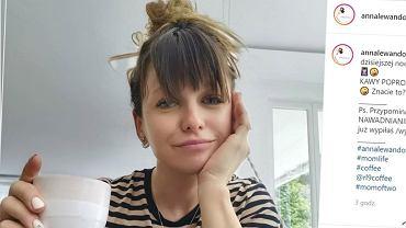 Instagram, Anna Lewandowska