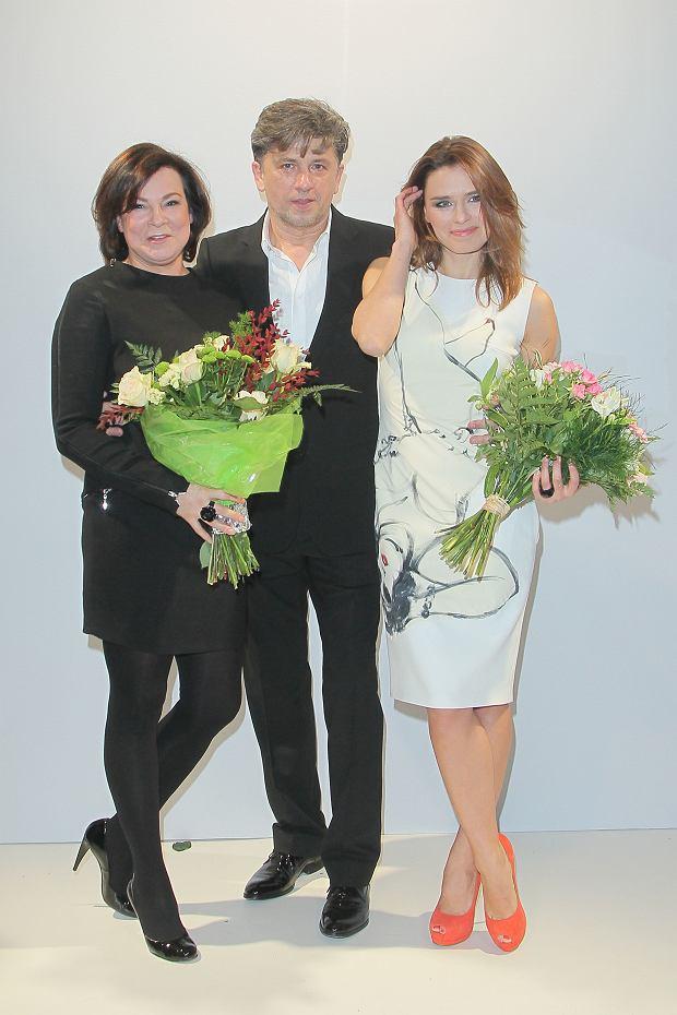 Natasza Urbańska, Janusz Józefowicz, Agnieszka Komornicka