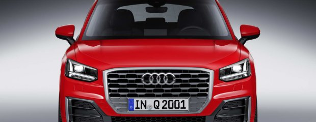 Salon Genewa 2016 | Audi Q2 | Najmniejszy SUV w rodzinie