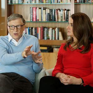 Melinda i Bill Gates ogłaszają rozwód