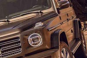 Tuż przed premierą wyciekły zdjęcia nowego Mercedesa Klasy G