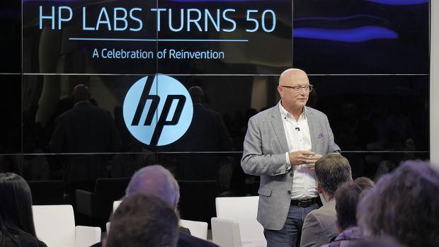 Shane Wall, szef HP Labs i CTO HP
