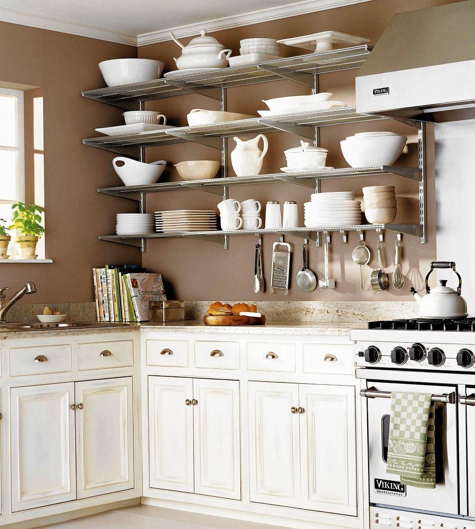 Pomysły Na Kuchnię Z Otwartymi Półkami