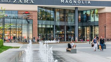 57666ea0e3a231 Magnolia Park ma nowy sklep. Światowa marka · Policja