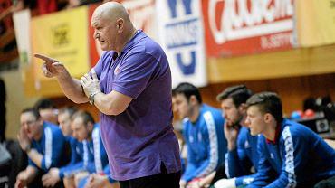 Trener Giennadij Kamielin