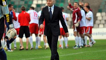 Mirosław Kmieć po zwycięskim meczu Zagłębia z Ruchem Zdzieszowice