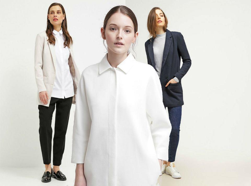 Przegląd minimalistycznych ubrań