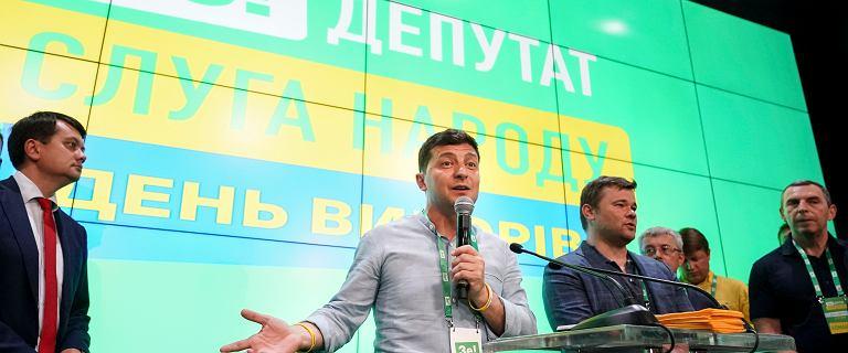Wybory na Ukrainie. Zełenski z samodzielną większością? Nowe wyniki