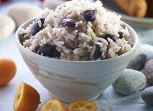 Jamajski ryż z fasolą (Rice and peas) - ugotuj