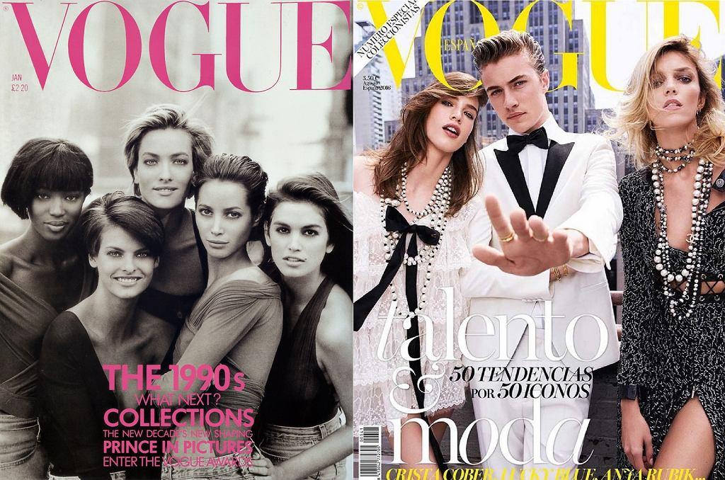 Kto pojawi się na okładce premierowego numeru Vogue Polska?