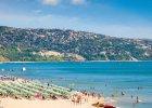 Bułgaria, czyli plaża, delfiny i róże