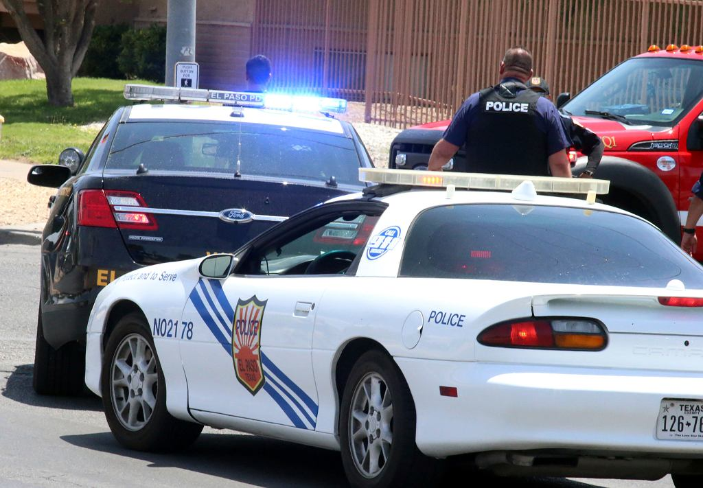 Strzelanina w El Paso w Teksasie