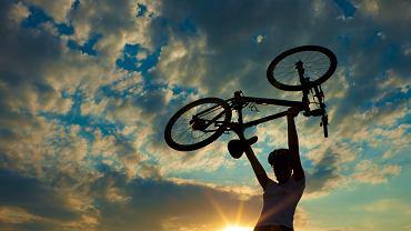 zalety jeżdżenia na rowerze