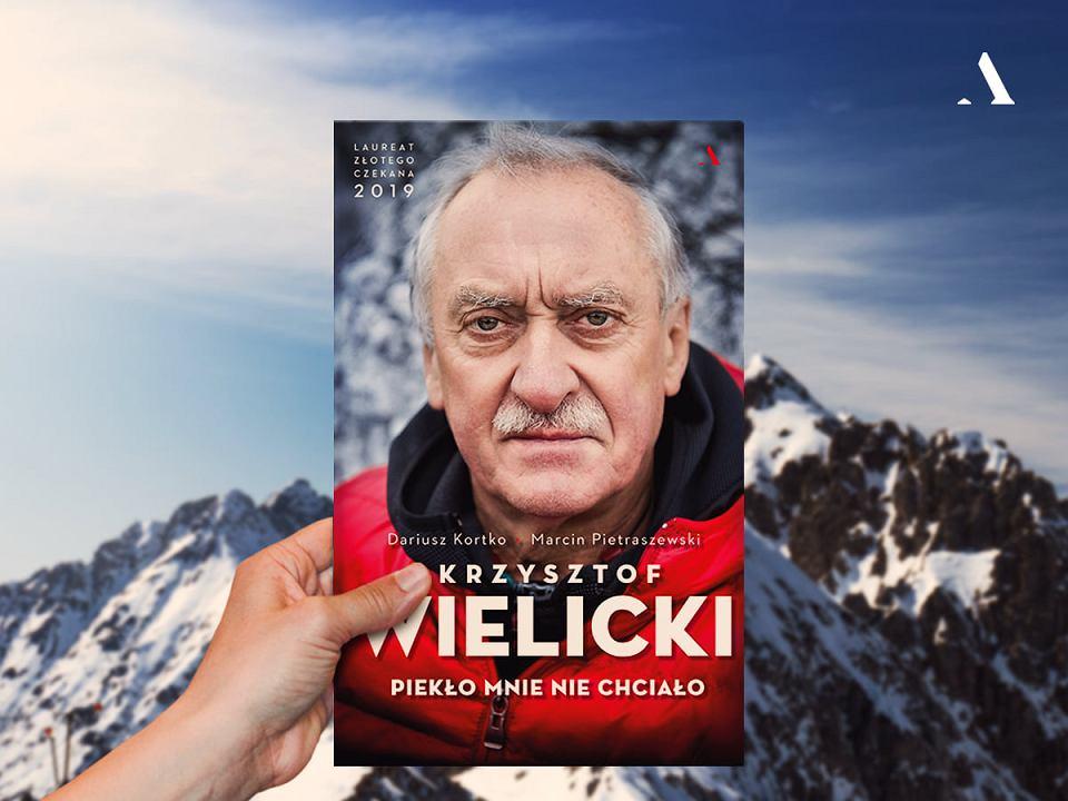 'Krzysztof Walicki. Piekło mnie nie chciało'. Wyd. Agora, 2019.