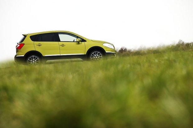 Suzuki SX4 S-Cross 1.6 DDiS 4WD Elegance | Test długodystansowy cz. II | Oszczędnie i daleko