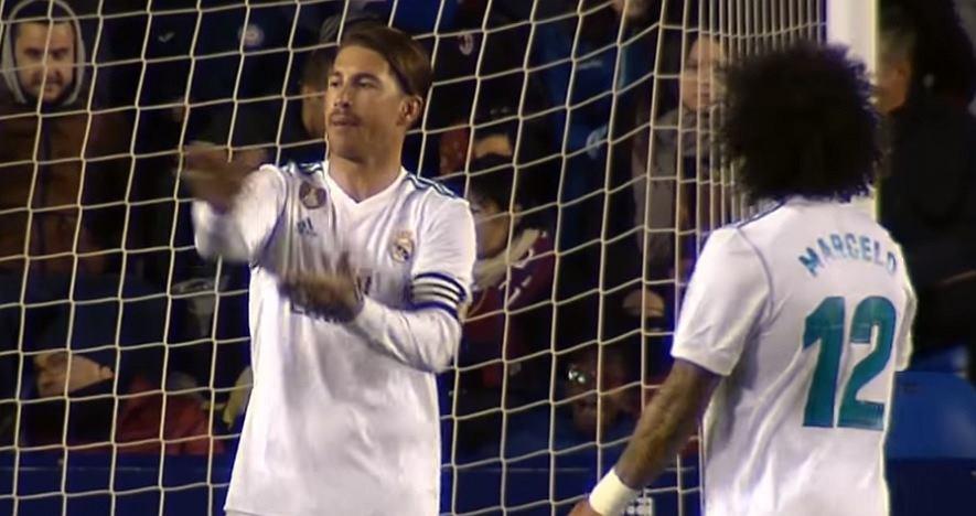 Ramos narzeka na grę Realu