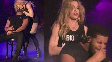 Madonna i Drake