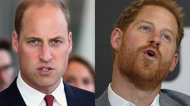 Książę William odsunął od siebie księcia Harry'ego z powodu Meghan Markle