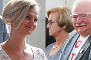 Magda Wałęsa i Lech Kazimierczak wzięli ślub