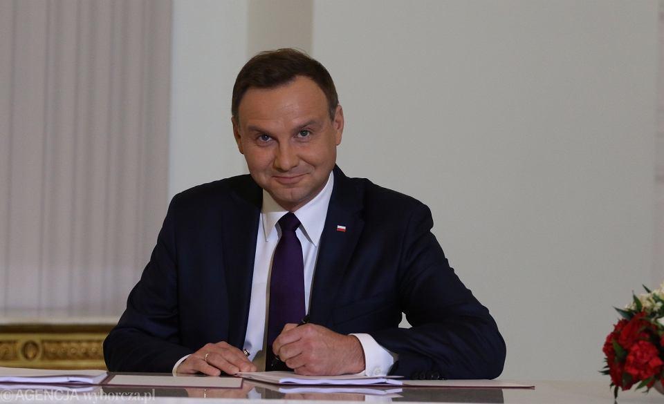 Prezydent podpisał projekt ustawy o zmianie wieku emerytalnego