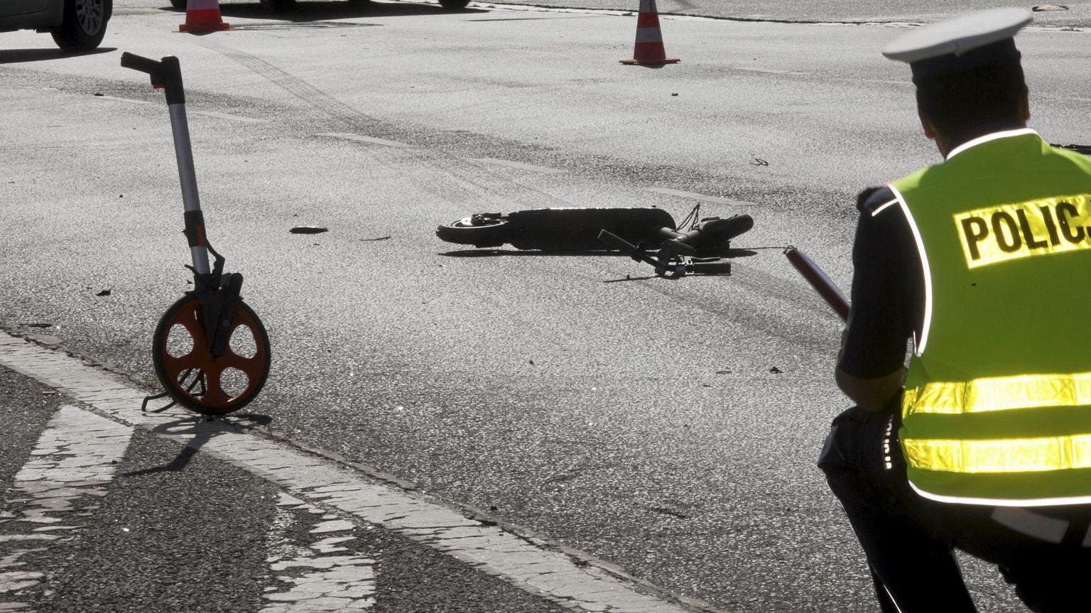 Śmiertelny wypadek z udziałem elektrycznej hulajnogi