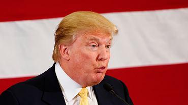Donald Trump w New Hapshire