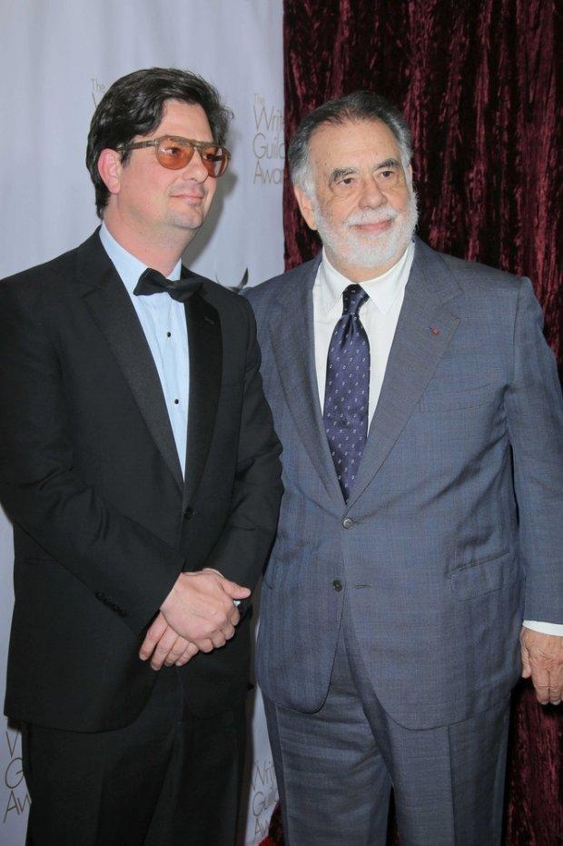 Roman Coppola, Francis Ford Coppola