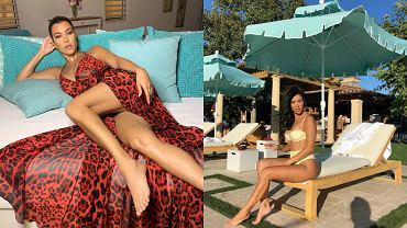 Kourtney Kardashian zdradza pięć najlepszych ćwiczeń na seksowne nogi