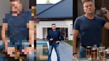 """Krzysztof Rutkowski zaprosił fotografa i dziennikarzy """"Super Expressu"""" do swojej 500 metrowej willi w Łodzi. Okazuje się, że to jeden z 5 domów detektywa. To on zaprojektował jego wnętrza. Zobaczcie, jak się urządził."""