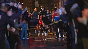 The Night Mile powered by adidas
