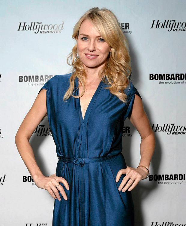 """FILE - This Jan. 5, 2013 file image released by Bombardier shows actress Naomi Watts at The Hollywood Reporter's Palm Springs Shuttle presented by Bombardier Business Aircraft, in Palm Springs, Calif. Watts was nominated  for an Academy Award for best actress on Thursday, Jan. 10, 2013, for her role in """"The Impossible.""""  The 85th Academy Awards will air live on Sunday, Feb. 24, 2013 on ABC.  (AP Photo/Bombardier, Todd Williamson)"""