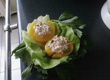 Brzoskwinie z tuńczykiem - ugotuj
