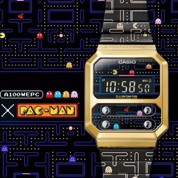 Zegarek Pac-Man