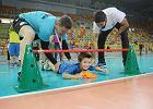 Narodowy Dzień Sportu. Dzieci trenowały z AZS-em [ZDJĘCIA]