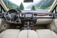 Volkswagen Touareg po liftingu