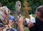"""Dewastacja cmentarza starowierców na Suwalszczyźnie. """"W majestacie prawa spieniężane są miejsca pamięci"""""""