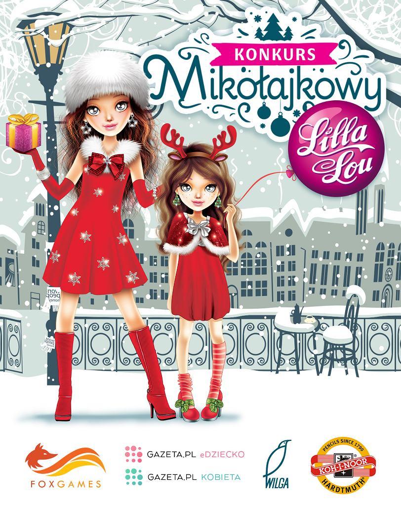 Zimowy konkurs Lilla Lou