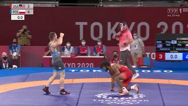 Janusz Michalik w półfinale turnieju olimpijskiego w zapasach!