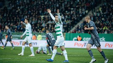 Lechia Gdańsk - Legia Warszawa 0:0. Flavio Paixao
