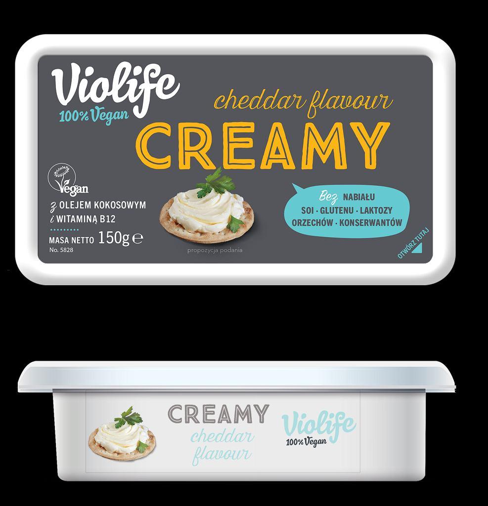 Violife Creamy Cheddar